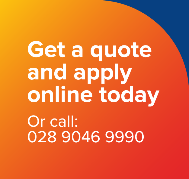 Get a quote and apply online today!