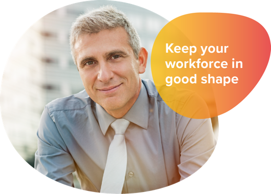 Keep your workforce in good shape
